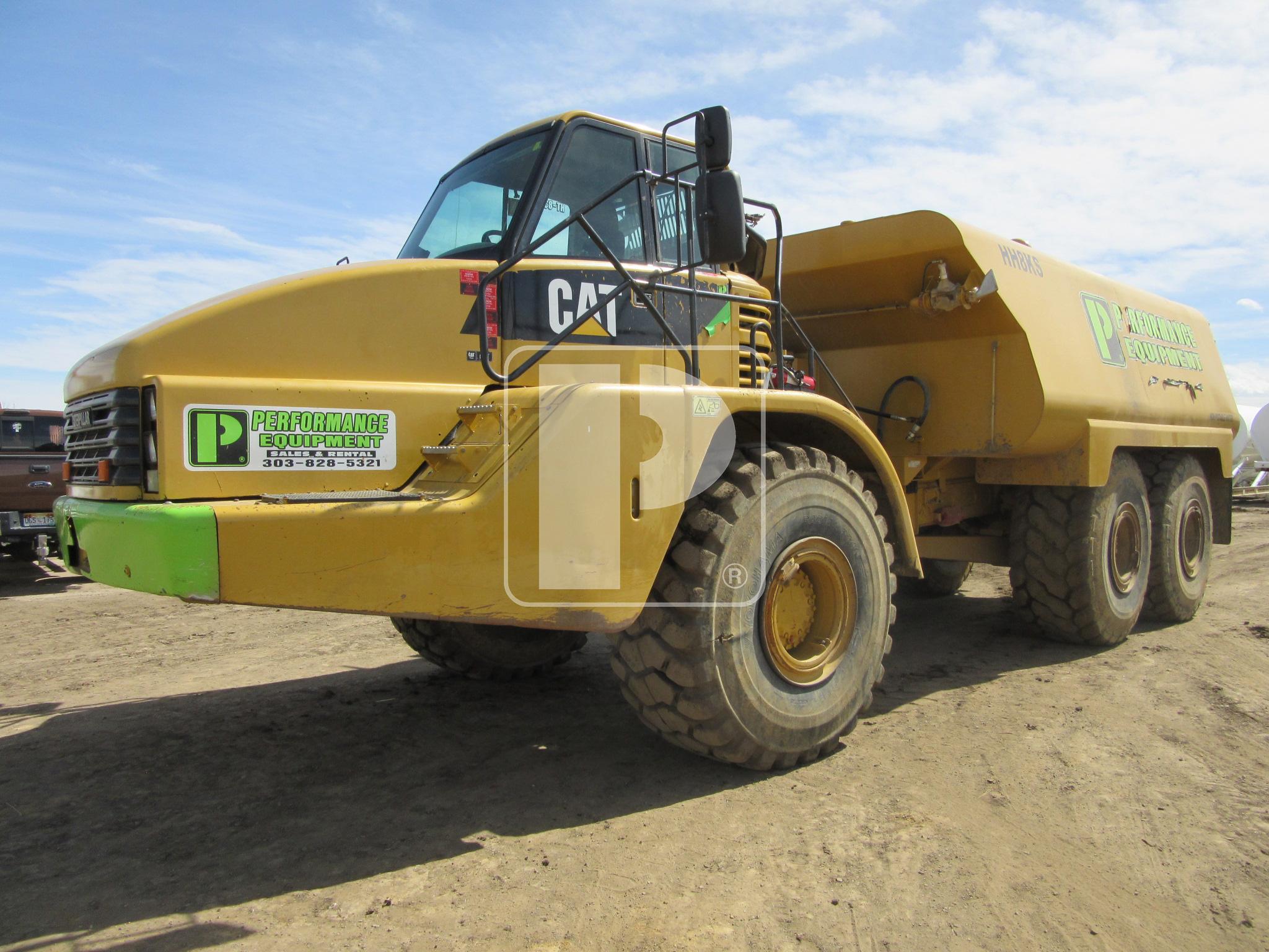 2006 Caterpillar 740WW